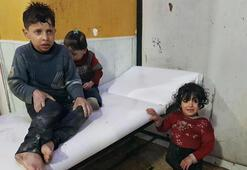 Son dakika... Suriye Doğu Guta'da kimyasal saldırı: Can kaybı 80e çıktı