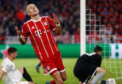 Robben 1 yıl daha Bayern Münihte