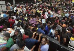 Meksikada ölümcül yağma