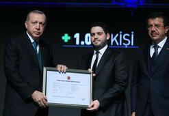 Son dakika: Cumhurbaşkanı Erdoğan 135 milyar liralık süper teşvik paketini açıkladı