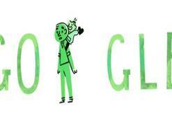 Googledan Babalar Günü jesti