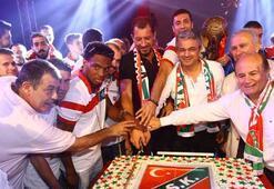 Pınar Karşıyakanın şampiyonluk öyküsü