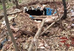 Tuncelide PKKya büyük darbe 1 tondan fazlaydı ele geçirildi