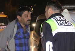 20 kilometre kaçtı, yakalanınca söylediği polisi şoke etti