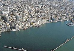 İzmir'in arazileri hep mahkemelik