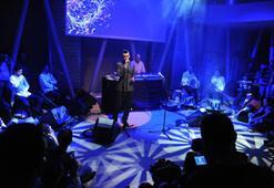 Mercan Dede rüzgarı Borusan Müzik Evinde