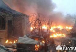 Son dakika: Kırgızistanda Türk kargo uçağı düştü Ölü ve yaralılar var...