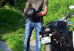 Emre Aşıkın havalı motosikleti