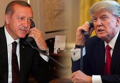 Son dakika: Erdoğan ve Trump görüşmesi için önemli açıklama