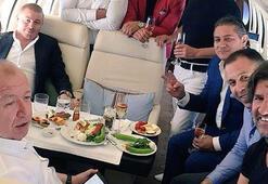 Antalyaspordan uçak açıklaması