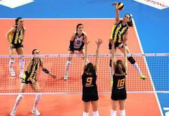 Fenerbahçe derbide Galatasarayı yendi