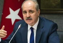 Bakan Kurtulmuş: Türkiye kendi eksenini tahkim etmek zorundadır