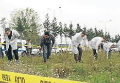 Bursa'da arazide bulunan fünye patladı: 3 YARALI