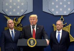 Trump ilk haftasına 15 imza sığdırdı
