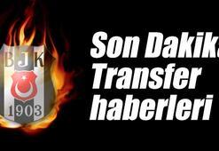 Son dakika Beşiktaş transfer haberleri