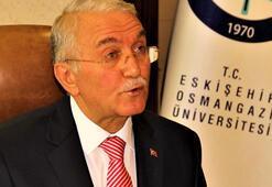 Son dakika: Osmangazi Üniversitesi rektörü istifa etti İşte ilk açıklama...