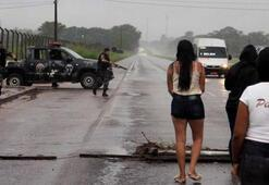 Brezilyada hapishane firarı çatışmaya dönüştü: 21 ölü