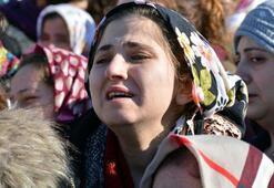 İstanbulda eşi tarafından öldürülen kadın toprağa verildi