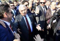 Başbakan Yıldırım, Adanada esnafı ziyaret etti