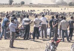 IŞİD'den Kobani'ye şafak baskını