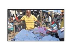 Gana'da ikinci el külota yasak