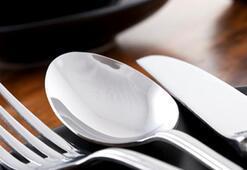 Kaşık, çatal ve bıçaklar sağlığı doğrudan etkiliyor
