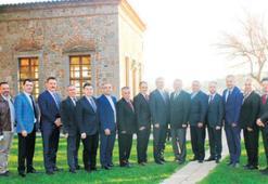 Bergama'da seçim heyecanı