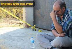 Alaşehirde eşi ve kızını öldüren Bilal Kupal; Karım beni öldürmeye çalıştı