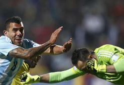 Arjantin yarı finalde