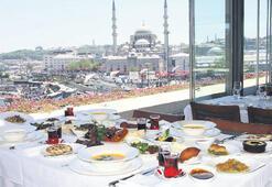 Surplus'ta Ramazan sofrası