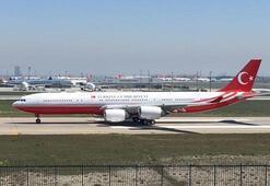 Cumhurbaşkanı Erdoğanı da taşıyan TC-Can uçağı satıldı