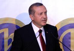 Erdoğan: Bunun için dua ediyorum