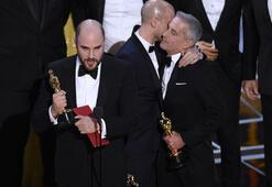 Oscara damga vuran skandal