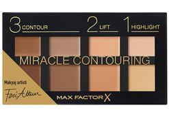 Max Factor Miracle Contouring Paleti ile kontür yeni dönem