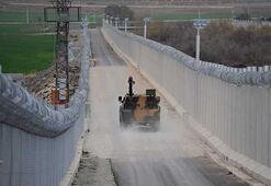 Suriye sınırından kaçak geçişler yüzde 45 azaldı