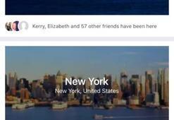 Facebooktan seyahatlerinizi kolaylaştıracak bir yenilik daha