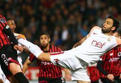 Gençlerbirliği 1-0 Galatasaray (İşte maçın özeti)