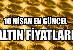 Altın fiyatları kaç lira oldu En güncel Çeyrek ve Cumhuriyet altın fiyatları...