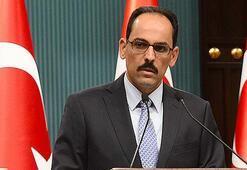 Cumhurbaşkanı sözcüsünden Suriye açıklamaları
