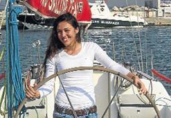 Atlantik'i geçen en genç Türk kızı