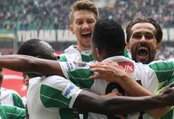 Atiker Konyaspor-DG Sivasspor: 5-0