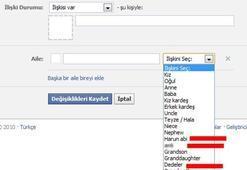 Facebooka Türk saldırısı
