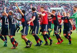 Bayern Münih, Almanyada rakipsiz
