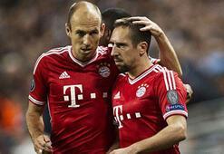 Bayern Münihten imza açıklaması Robben ve Ribery...