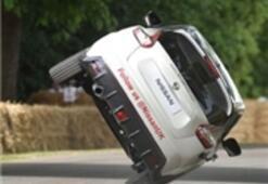 Nissan, İki Teker Üzerinde Dünya Rekoru Kırdı