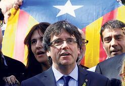 Puigdemont'tan diyalog çağrısı