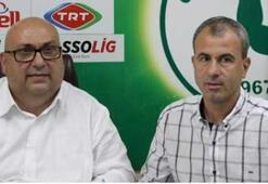 Giresunspor, Sefer Yılmaza teslim edildi