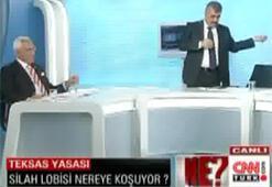 Eleştirilere dayanamayan AK Partili vekil canlı yayını terk etti