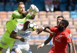Kardemir Karabükspor 1 - 2 Antalyaspor