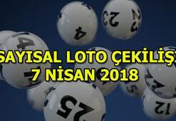 7 Nisan Sayısal Loto çekilişi sonuçları açıklandı